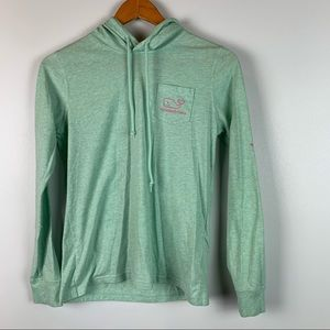 Vineyard Vines Womens Size XS Pullover Hoodie Top